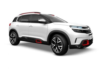 Lease Citroen C5 Aircross car leasing