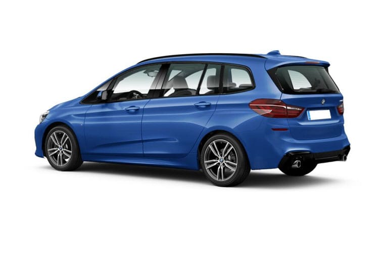 BMW 2 Series Tourer 218 Active Tourer 2.0 d 150PS Sport 5Dr Auto [Start Stop] back view