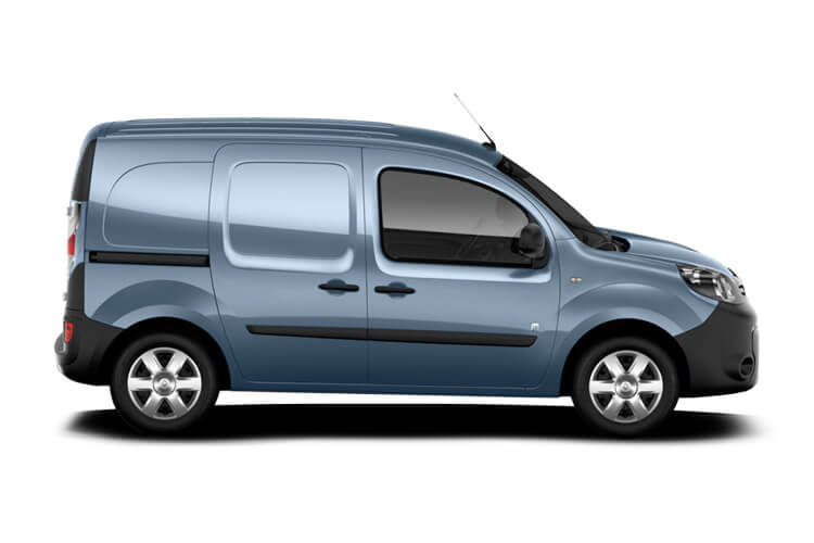 Renault Kangoo ML20 1.5 dCi ENERGY FWD 95PS Business+ Van Manual [Start Stop] back view