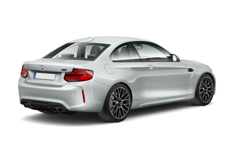 BMW 2 Series 218 Coupe 2.0 i 136PS Sport 2Dr Auto [Start Stop] back view