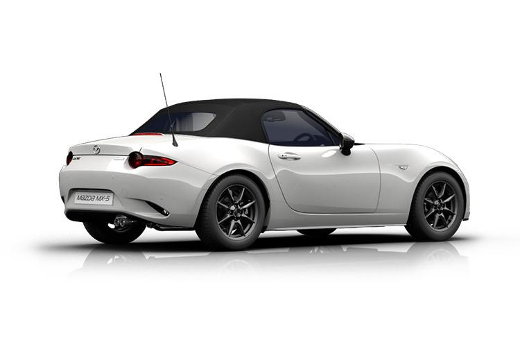 Mazda MX-5 RF 2.0 SKYACTIV-G 184PS Sport Tech 2Dr Auto [Start Stop] back view