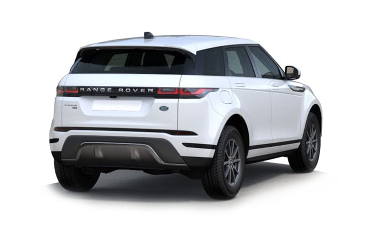 Land Rover Range Rover Evoque SUV 5Dr 2.0 P MHEV 300PS SE 5Dr Auto [Start Stop] back view