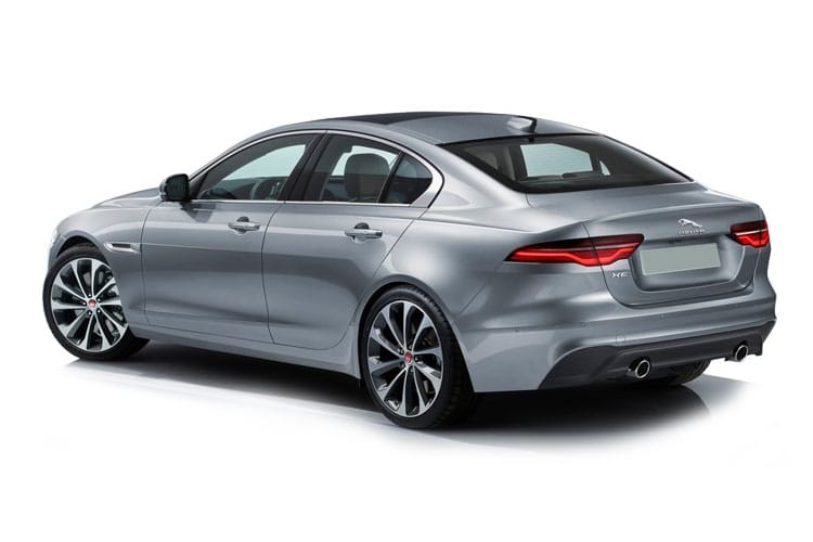 Jaguar XE Saloon 2.0 i 250PS S 4Dr Auto [Start Stop] back view