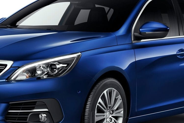 Peugeot 308 SW 5Dr 2.0 BlueHDi 180PS GT 5Dr EAT8 [Start Stop] detail view