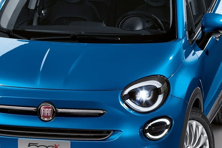 Fiat 500X SUV 1.0 FireFly Turbo 120PS City Cross 5Dr Manual [Start Stop] detail view