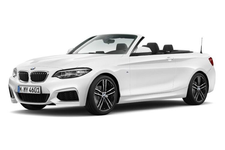 BMW 2 Series 218 Convertible 2.0 d 150PS SE 2Dr Manual [Start Stop] front view