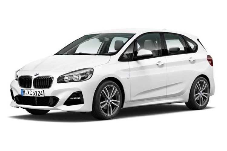 BMW 2 Series Tourer 218 Active Tourer 2.0 d 150PS Sport 5Dr Auto [Start Stop] front view