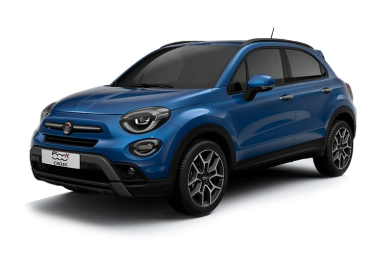 Fiat 500X SUV 1.0 FireFly Turbo 120PS City Cross 5Dr Manual [Start Stop] front view