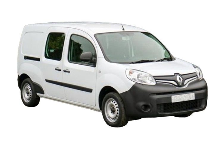 Renault Kangoo Maxi LL21 1.5 dCi ENERGY FWD 95PS Business Cab Crew Van Manual [Start Stop] front view