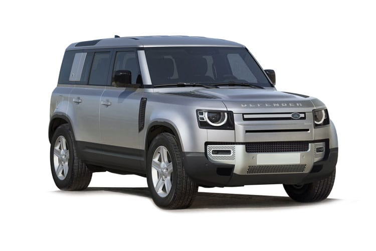 Land Rover Defender 110 SUV 5Dr 2.0 Si4 300PS S 5Dr Auto [Start Stop] [5Seat] front view