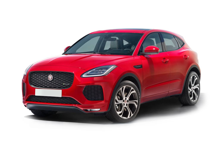 Jaguar E-PACE SUV AWD 2.0 d MHEV 204PS SE 5Dr Auto [Start Stop] front view
