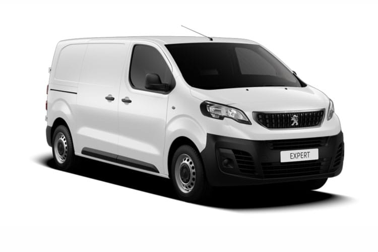 Peugeot Expert Compact 1000Kg 1.5 BlueHDi FWD 100PS S Van Manual [Start Stop] front view