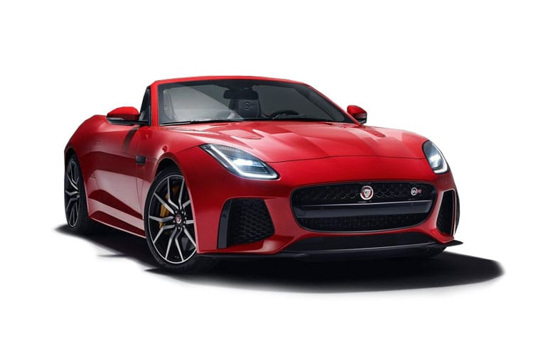 Jaguar F-TYPE Convertible AWD 5.0 V8 575PS Heritage 60 Edition 2Dr Auto [Start Stop] front view