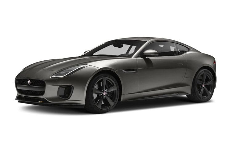 Jaguar F-TYPE Coupe AWD 5.0 V8 450PS First Edition 2Dr Auto [Start Stop] front view