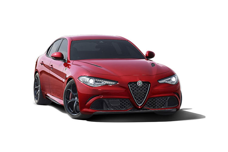 Alfa Romeo Giulia Saloon 2.0 T 200PS Sprint 4Dr Auto [Start Stop] front view