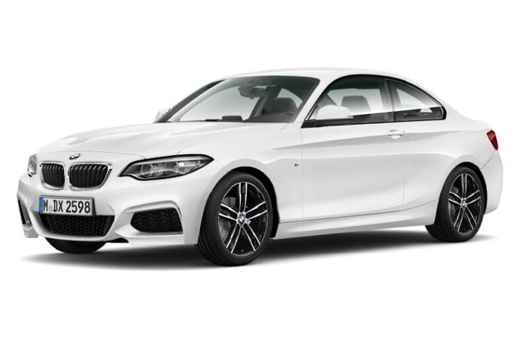 BMW 2 Series 218 Coupe 2.0 i 136PS Sport 2Dr Auto [Start Stop] front view
