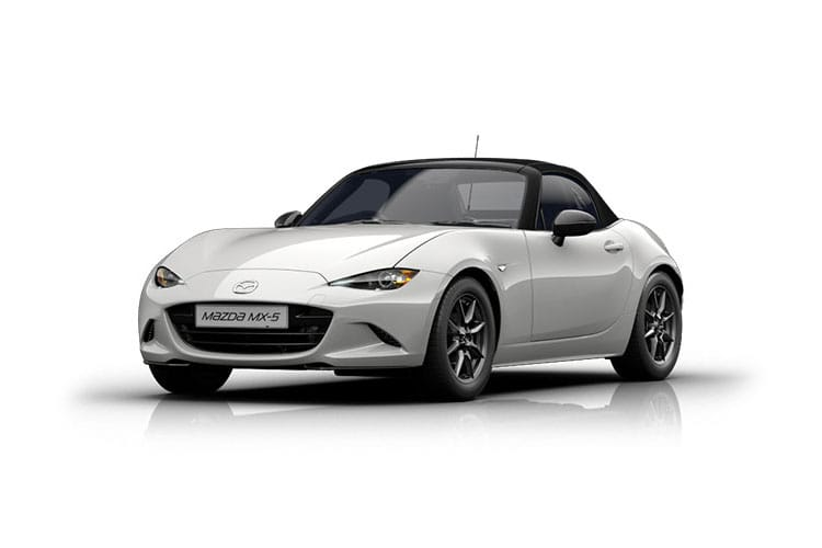 Mazda MX-5 RF 2.0 SKYACTIV-G 184PS Sport Tech 2Dr Auto [Start Stop] front view