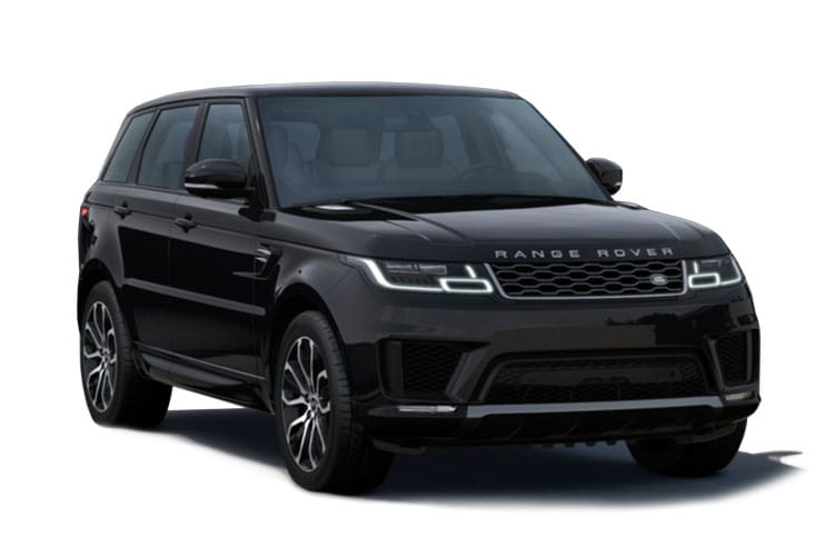 Land Rover Range Rover Sport SUV 3.0 P MHEV 400PS HST 5Dr Auto [Start Stop] [5Seat] front view