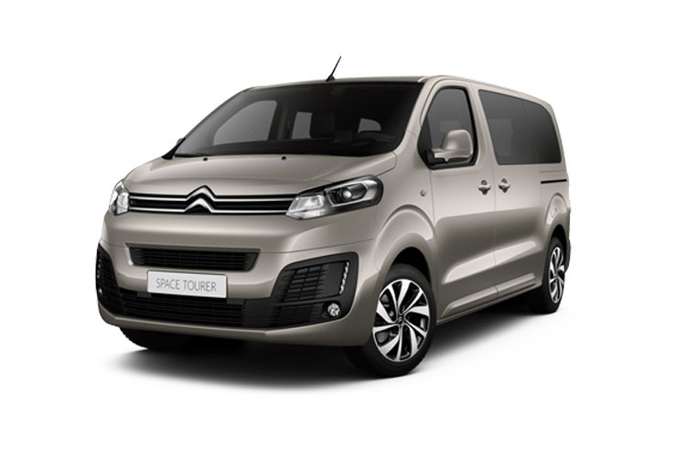 Citroen SpaceTourer XL 5Dr 1.5 BlueHDi FWD 120PS Feel MPV Manual [Start Stop] [8Seat] front view