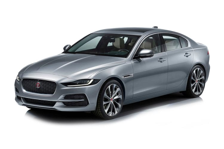 Jaguar XE Saloon 2.0 i 250PS S 4Dr Auto [Start Stop] front view
