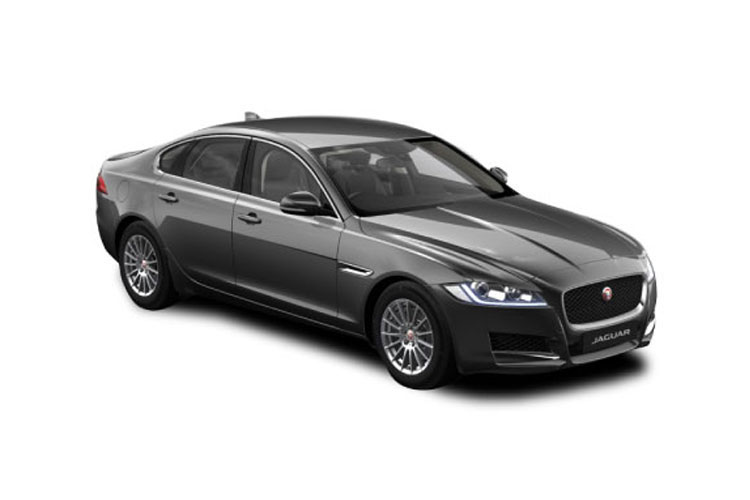 Jaguar XF Saloon AWD 2.0 d 180PS Prestige 4Dr Auto [Start Stop] front view