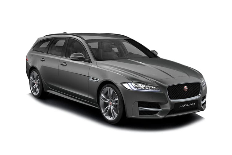 Jaguar XF Sportbrake 2.0 d 163PS R-Sport 5Dr Manual [Start Stop] front view