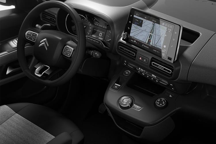 Citroen Berlingo XL MPV 1.2 PureTech 110PS Feel 5Dr Manual [Start Stop] inside view