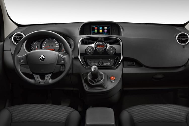 Renault Kangoo Maxi LL21 1.5 dCi ENERGY FWD 95PS Business Cab Crew Van Manual [Start Stop] inside view