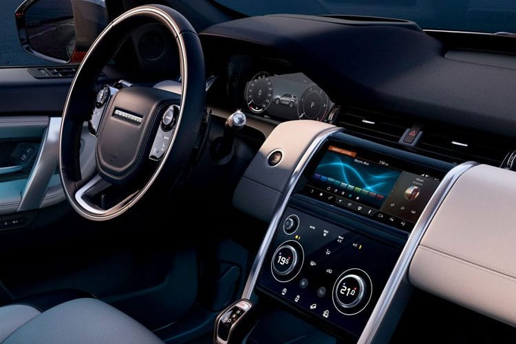 Land Rover Discovery Sport SUV FWD 2.0 D 150PS  5Dr Manual [Start Stop] [7Seat] inside view