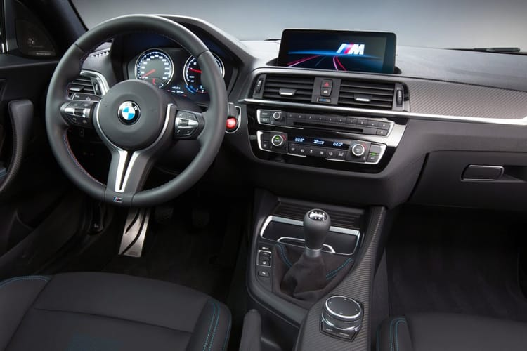 BMW 2 Series 218 Coupe 2.0 i 136PS Sport 2Dr Auto [Start Stop] inside view