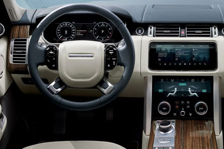 Land Rover Range Rover SUV 3.0 P MHEV 400PS Vogue SE 5Dr Auto [Start Stop] inside view