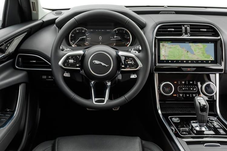 Jaguar XE Saloon 2.0 i 250PS S 4Dr Auto [Start Stop] inside view