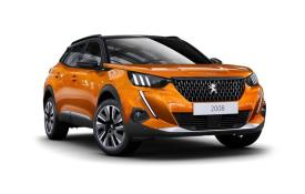 Peugeot 2008 SUV SUV 1.5 BlueHDi 110PS GT 5Dr Manual [Start Stop]
