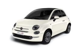 Fiat 500e Convertible car leasing