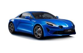Alpine A110 Coupe Coupe 1.8 Turbo 252PS Legende 2Dr DCT
