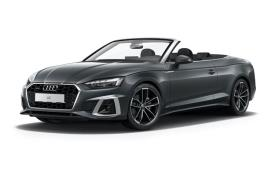 Audi A5 Convertible 40 Cabriolet quattro 2Dr 2.0 TDI 204PS Sport 2Dr S Tronic [Start Stop]