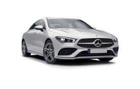 Mercedes-Benz CLA Saloon CLA250 Coupe 4Dr 2.0  224PS AMG Line 4Dr 7G-DCT [Start Stop]