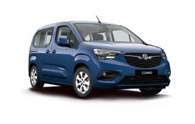 Vauxhall Combo MPV Life MPV 1.5 Turbo D 100PS SE 5Dr Manual [Start Stop] [5Seat]