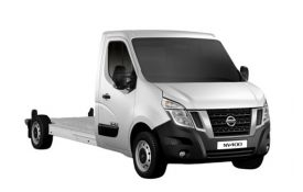 Nissan NV400 Chassis Cab L3 35 FWD 2.3 dCi FWD 150PS Acenta Chassis Double Cab Manual [Start Stop]