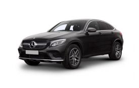 Mercedes-Benz GLC Coupe GLC220 Coupe 4MATIC 2.0 d 194PS AMG Line Premium Plus 5Dr G-Tronic+ [Start Stop]