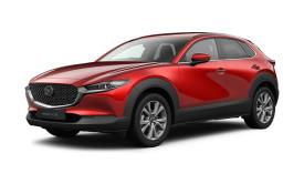 Mazda CX-30 SUV SUV 4wd 2.0 e-SKYACTIV X MHEV 186PS GT Sport Tech 5Dr Manual [Start Stop] [Stone Leather]