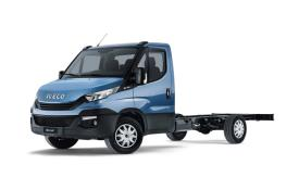 Iveco Daily Chassis Cab 35S 3750 2.3 D HPI 12V RWD 116PS  Chassis Double Cab Manual [Start Stop]