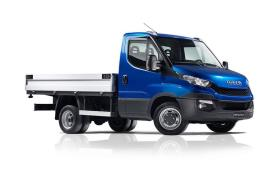 Iveco Daily Dropside Double Cab 35C 3450 DRW 2.3 D HPI 16V DRW 156PS  Dropside Double Cab HiMatic [Start Stop]