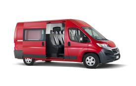 Fiat Ducato Combi e-Ducato35MWB Passenger M1 E 47kWh 90KW FWD 122PS  Combi High Roof Auto [22kW&50kW Rapid Charger]