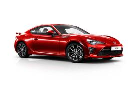 Toyota GT86 Coupe Coupe 2Dr 2.0 Boxer D-4S 200PS Club Series Blue Edition 2Dr Manual [Touch & Go]