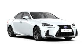 Lexus IS Saloon 300 Saloon 2.5 h 223PS IS 4Dr E-CVT [Start Stop] [Sport SRoof]