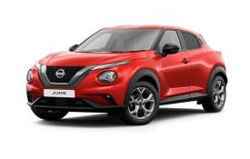 Nissan Juke SUV SUV 1.0 DIG-T 114PS N-Connecta 5Dr DCT Auto [Start Stop]
