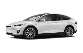 Tesla Model X SUV SUV 5Dr Dual Motor Elec 450KW 603PS Performance Ludicrous 5Dr Auto
