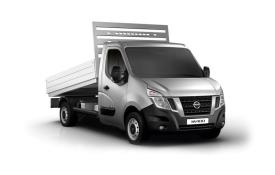 Nissan NV400 Tipper L2 35 FWD 2.3 dCi FWD 130PS SE Tipper Manual
