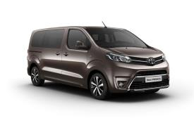 Toyota PROACE Verso MPV Medium 2.0 D FWD 140PS Family MPV Manual [Start Stop] [8Seat]